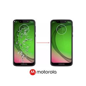 Cambiar Pantalla Motorola
