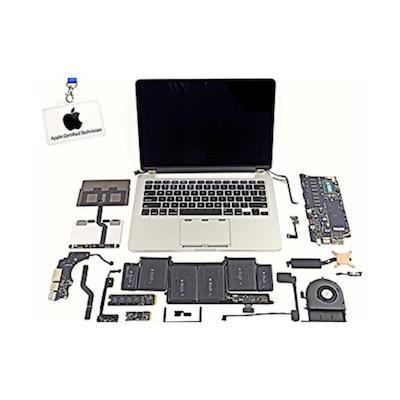 Mantenimiento y Servicio Macbook
